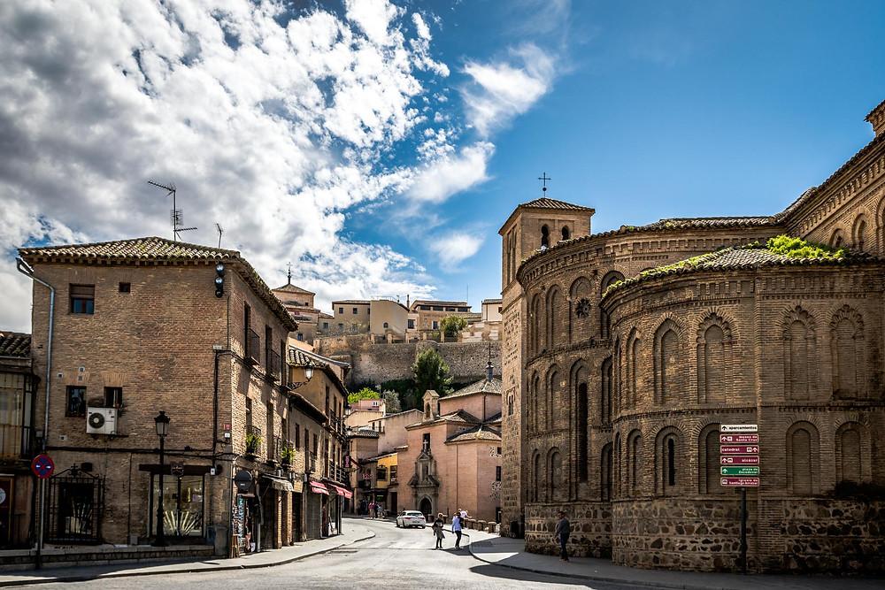 Puerta de Bisagra Tolède