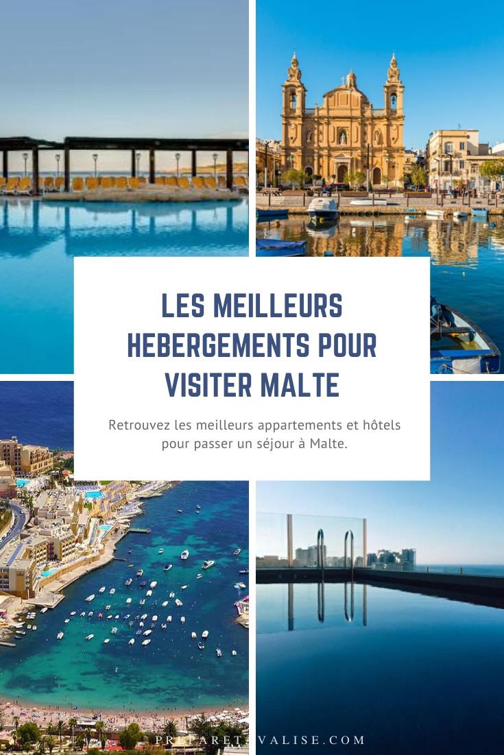 Ou dormir à Malte