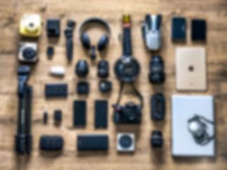 Equipement Photo et Vidéo Blogueur
