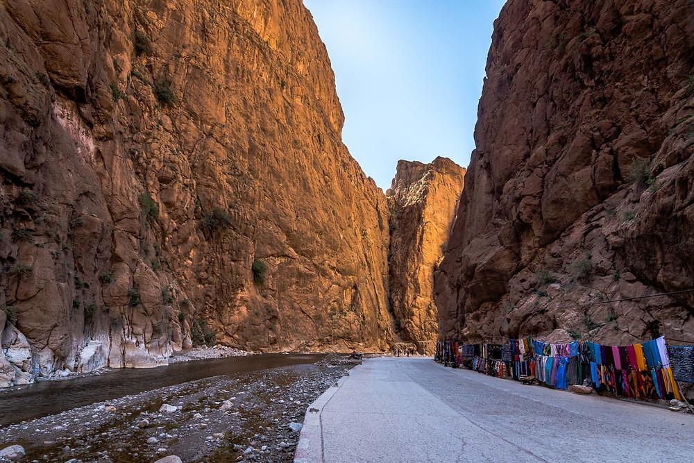 Gorges du Toudra, Maroc