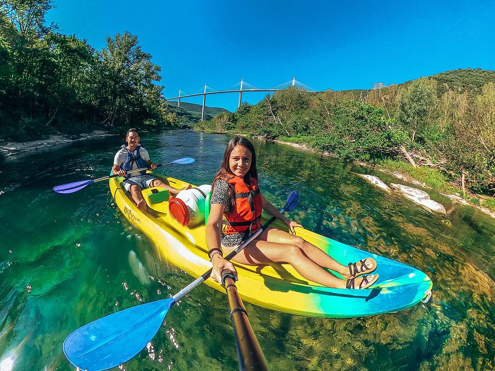 Canoe Kayak Millau
