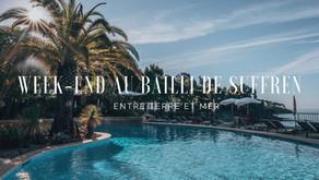 Bailli de Suffren : un week-end au bord de mer