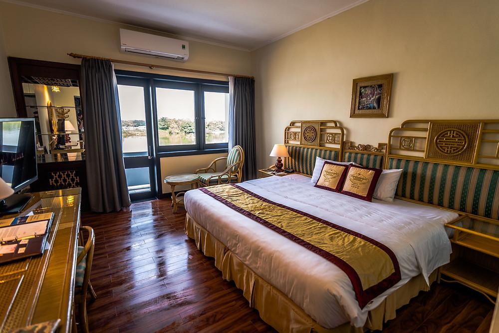 Huong Giang Hotel Hue Vietnam