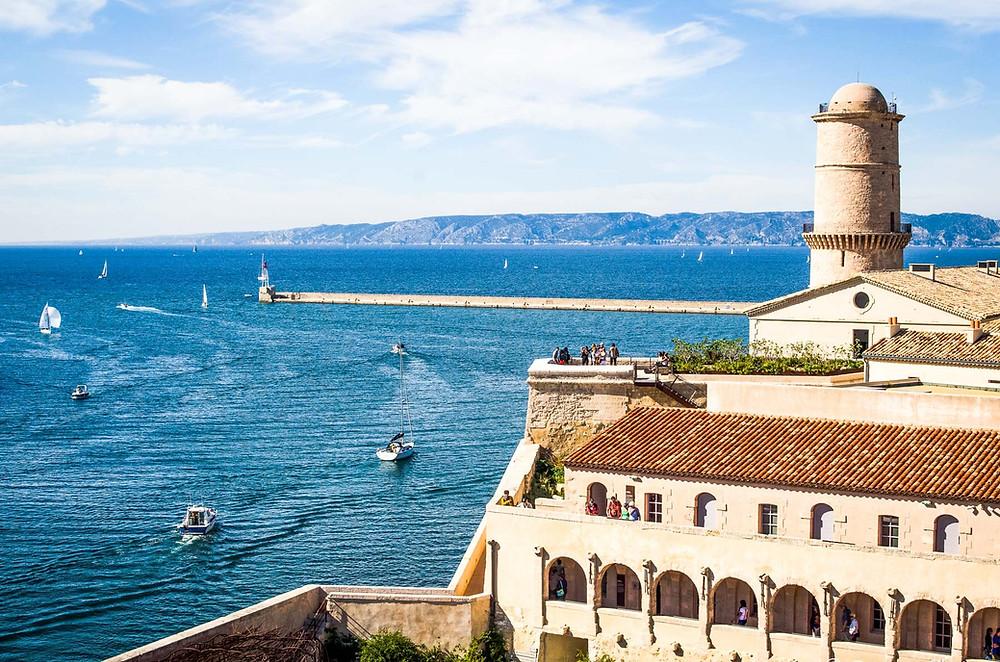 Fort Saint Jean Marseille