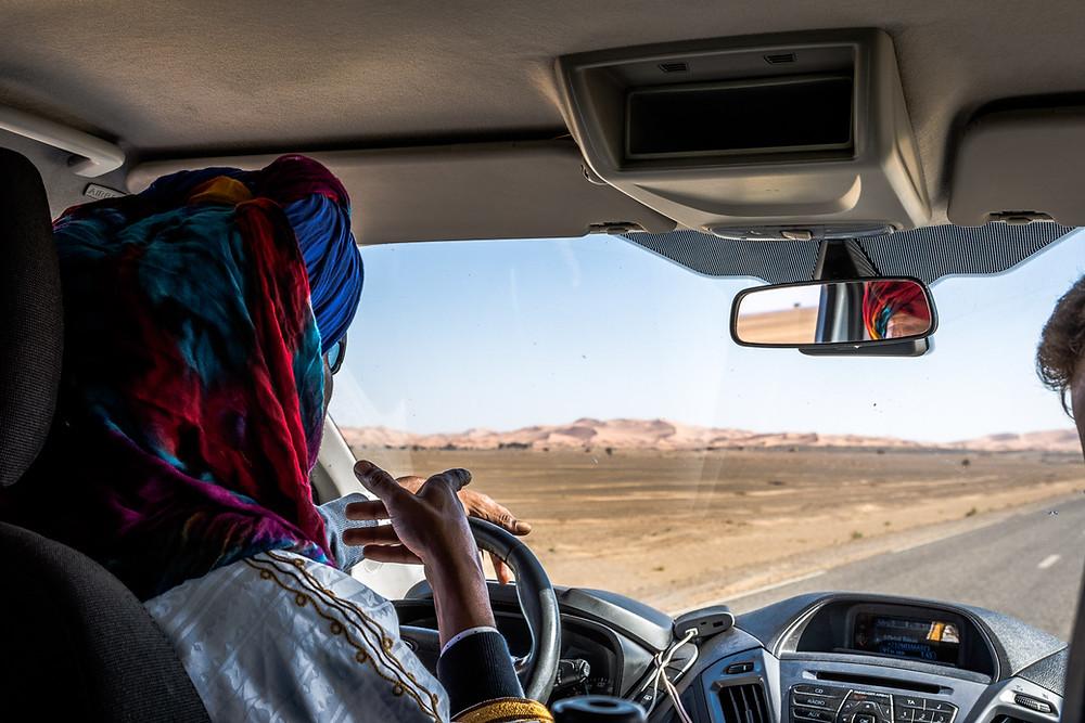 Roadtrip désert de Merzouga Maroc