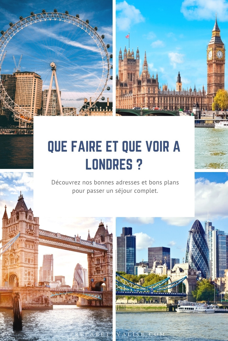 Que faire à Londres