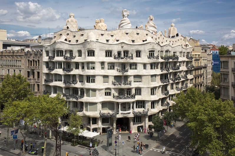 Casa Milà Barcelone