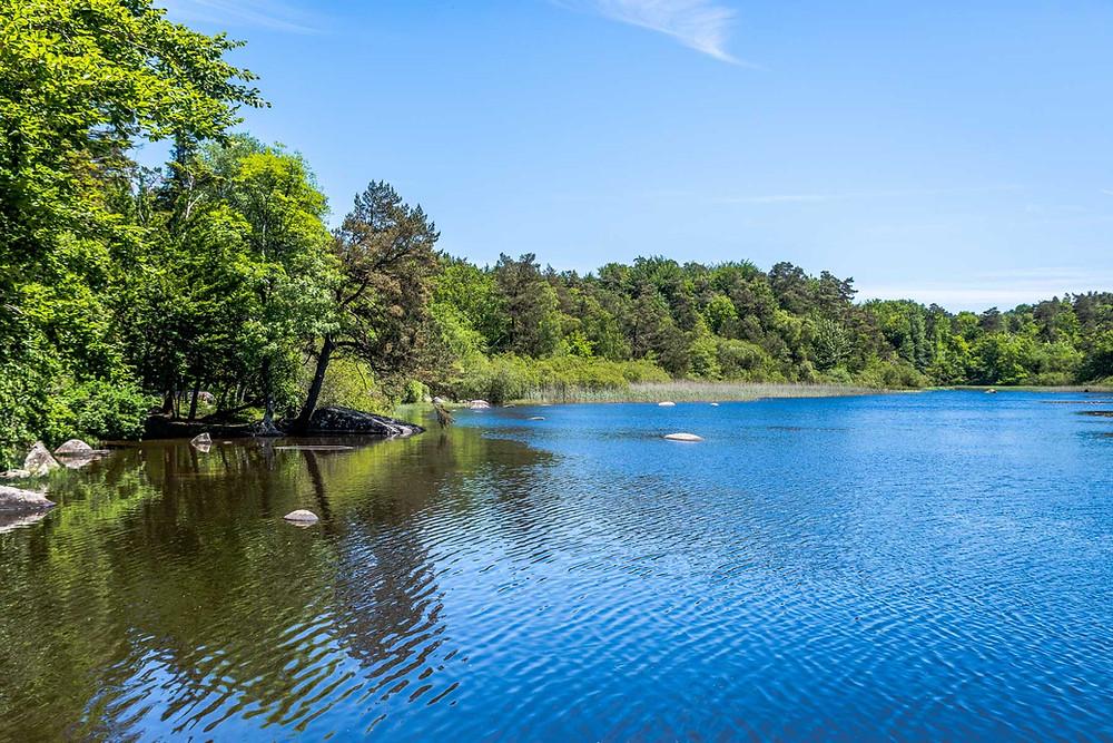 Lac Parc de Sidobre Tarn