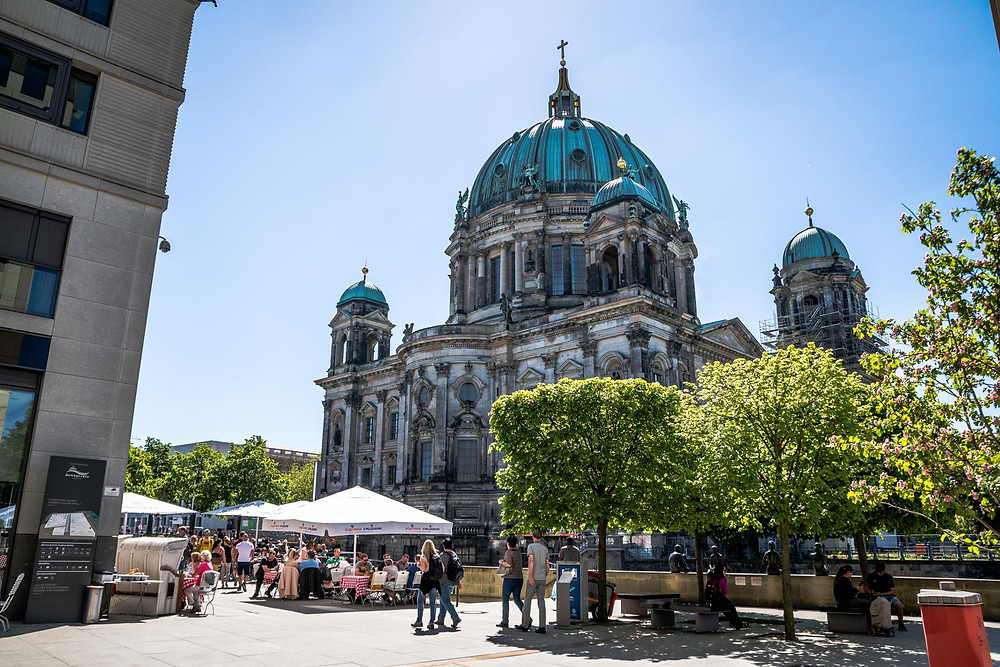 Cathedrale Dom Berlin