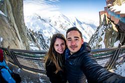 Aiguille du Midi Chamonix