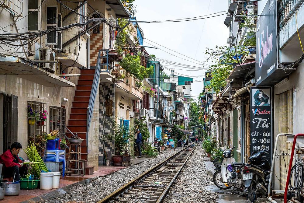 Hanoi, capital du Vietnam