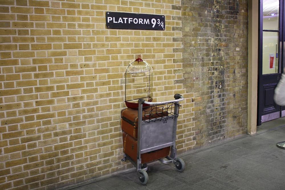 La Plateforme 9 ¾ London