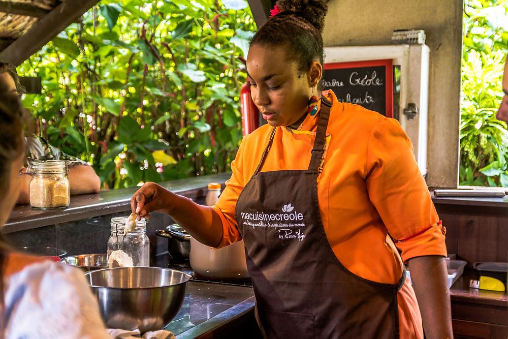 Ma cuisine créole Prisca Martinique