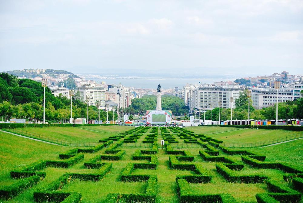 Parc Eduardo VII, Lisboa, Lisbon, Lisbonne