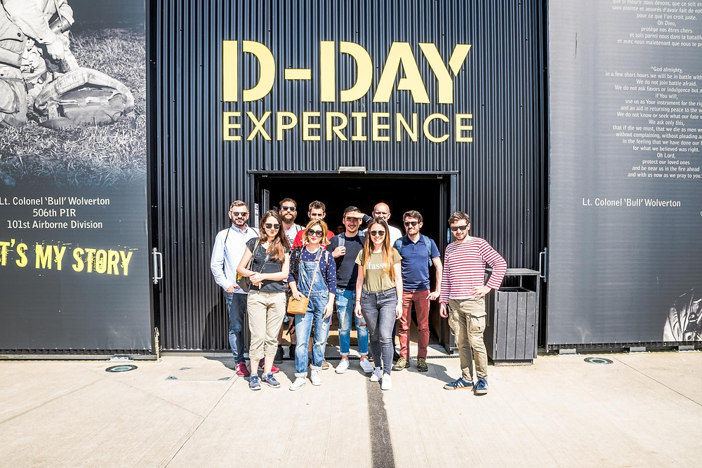 D Day Experience Normandie