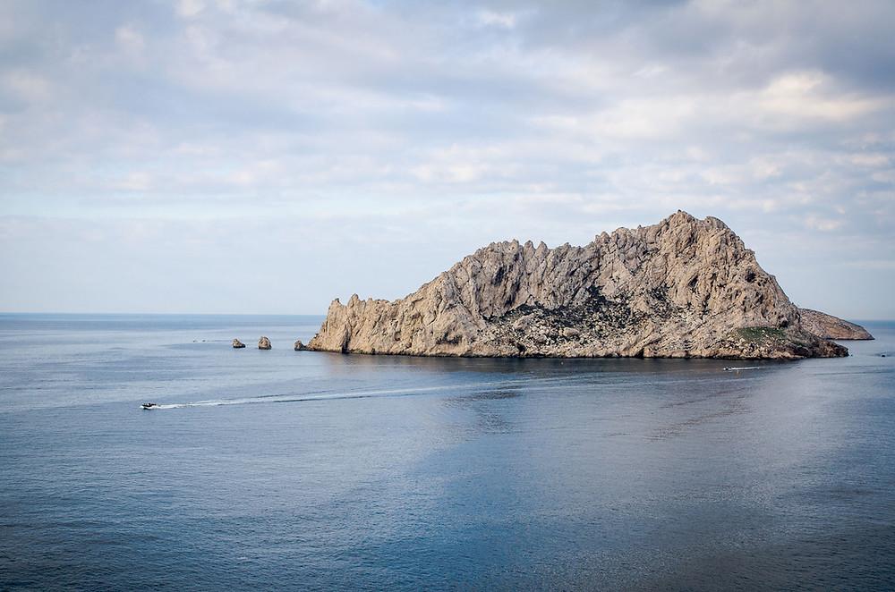 Ile Maïre, Calanques de Marseille