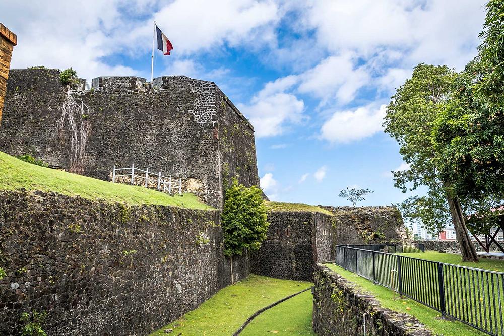 Fort Saint-Louis, Fort-de-France