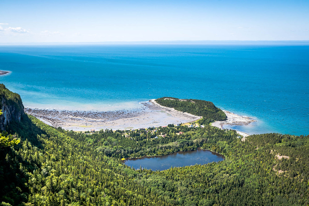 Parc National du Bic Québec