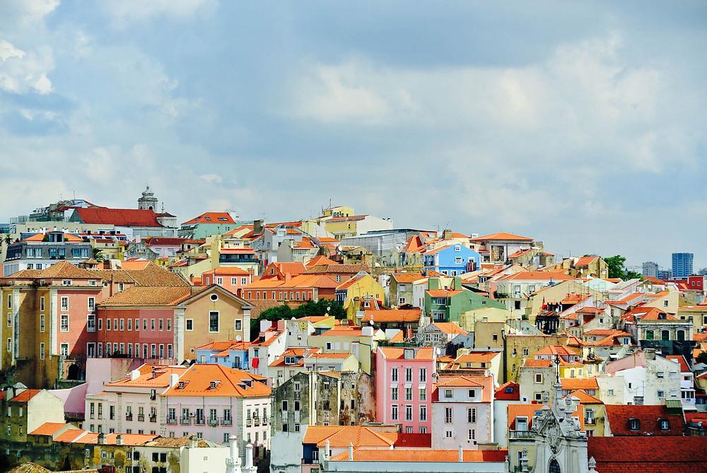 Alfama Lisboa Lisbon Lisbonne