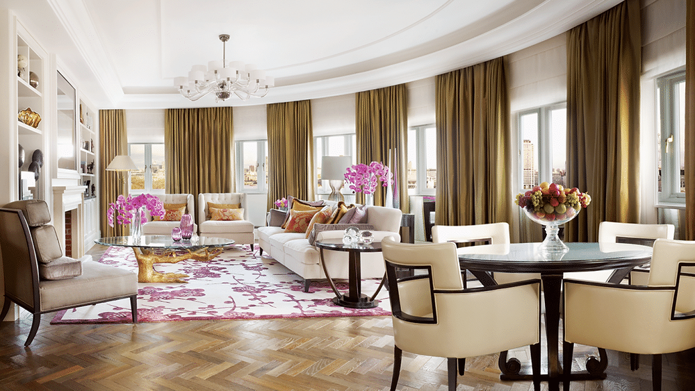 The Royal Penthouse Corinthia Hotel Londres