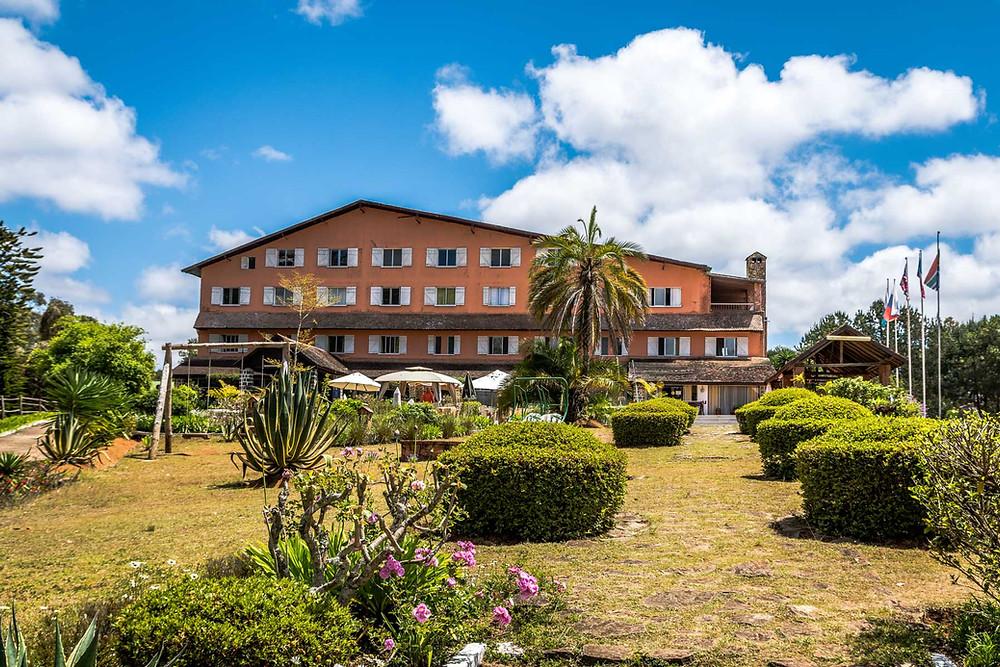 Hotel l'Ermitage, Mantasoa, Madagascar