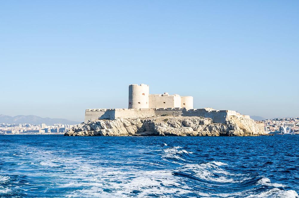 Château d'If, Marseille