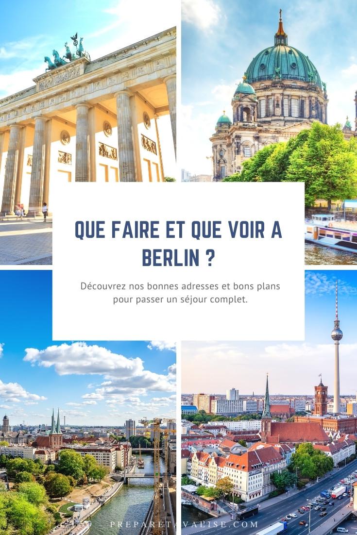 Que faire à Berlin