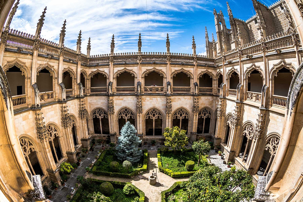 Monasterio de San Juan de los Reyes Tolède