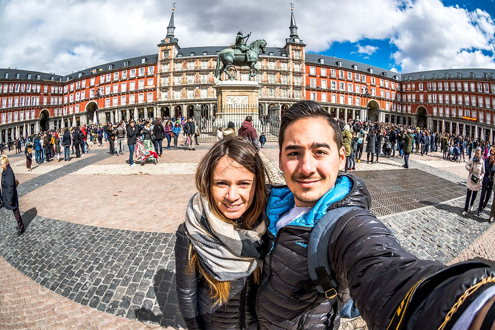 Plaza de Mayor, Madrid