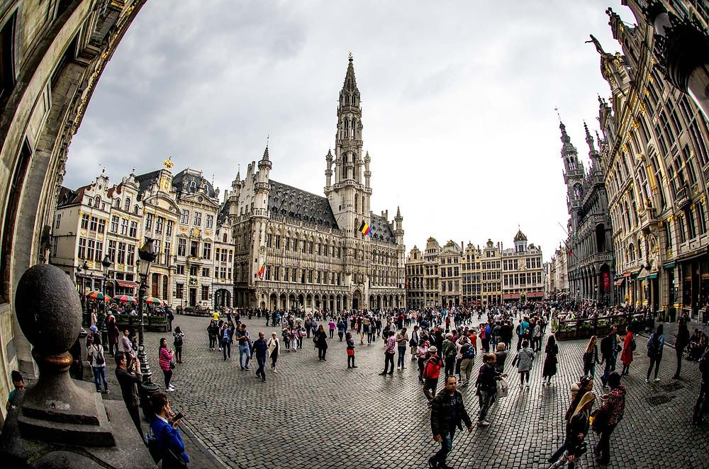 Grand-Place, Bruxelles