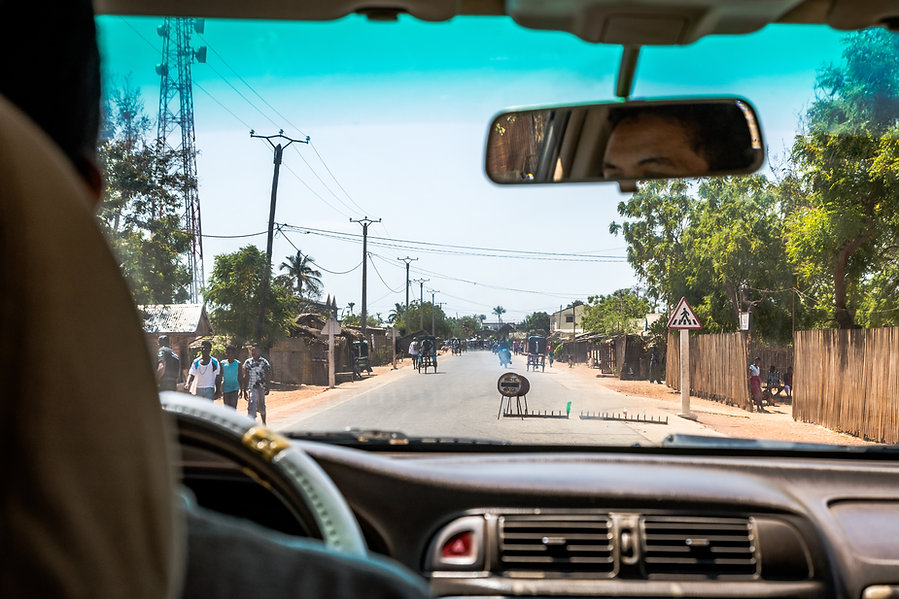 Transports à Madagascar