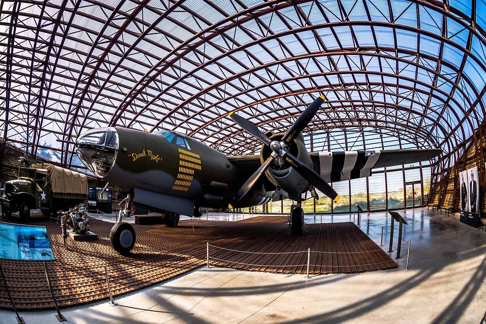 Musée du débarquement, Utah Beach