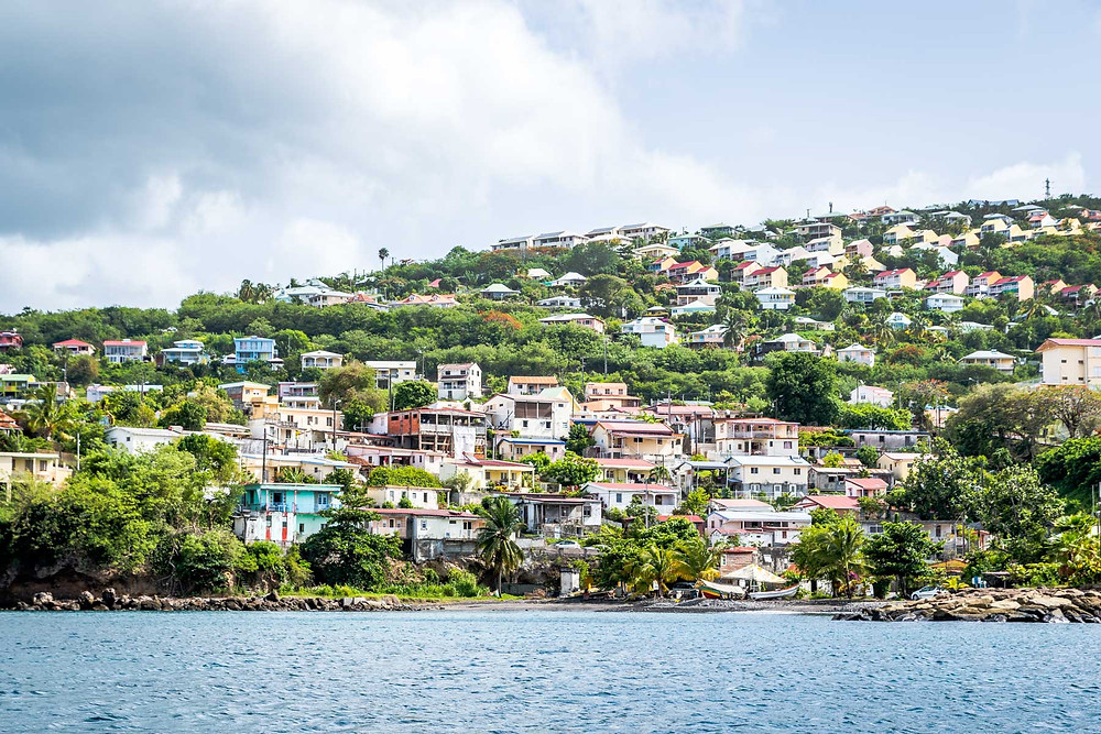 Bellefontaine, Martinique