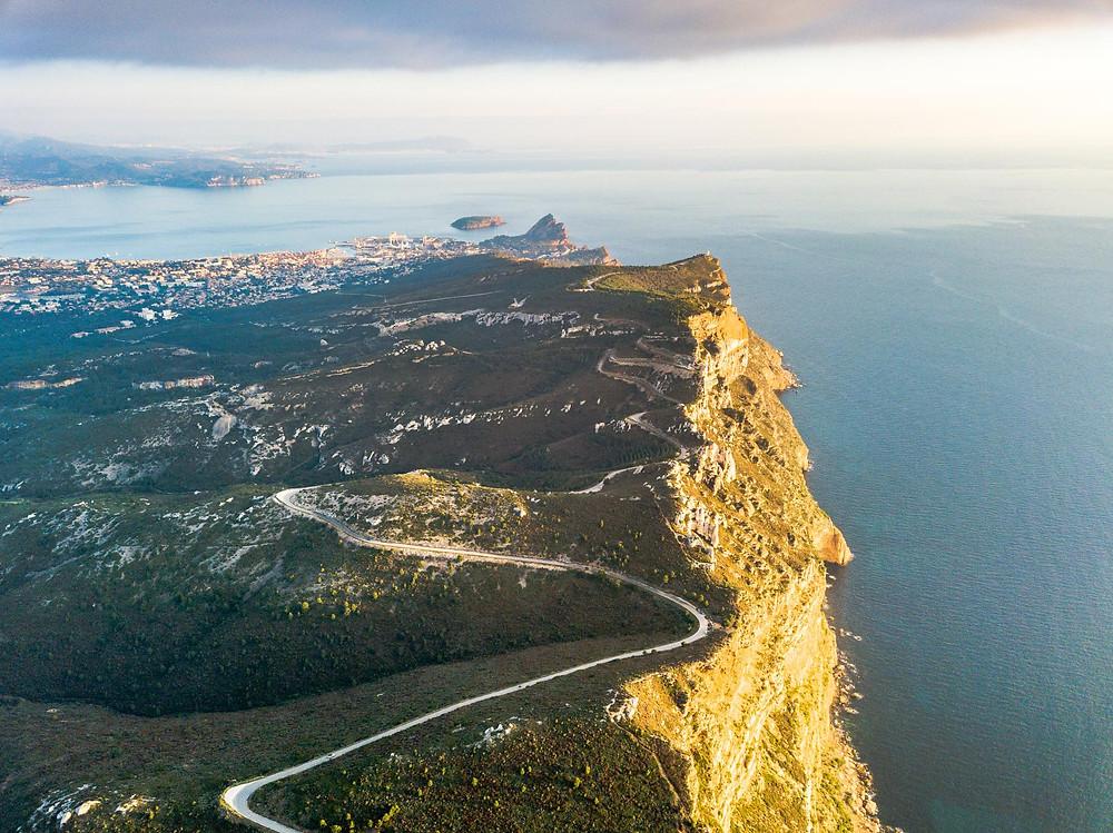Cap Canaille Route des Crêtes