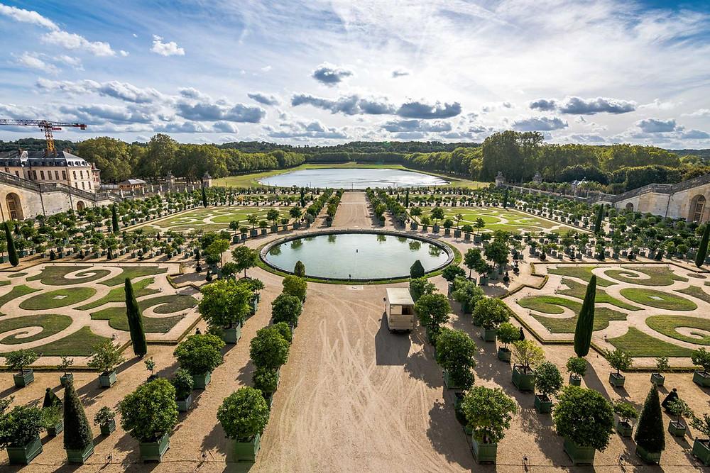 Jardins de Versailles Véloscénie