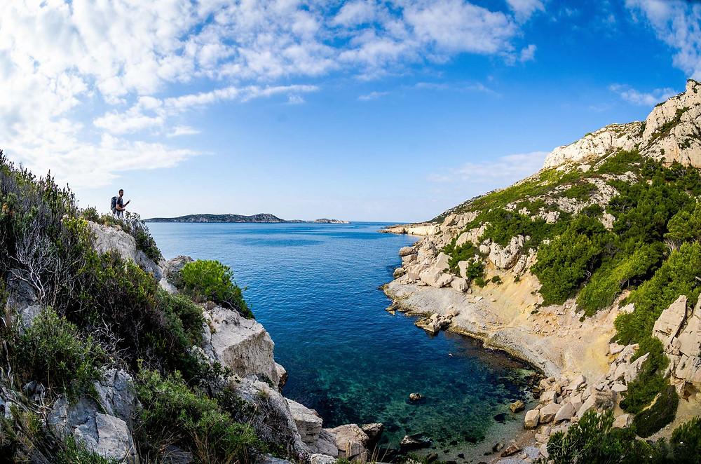 Calanques des Queyrons Marseille