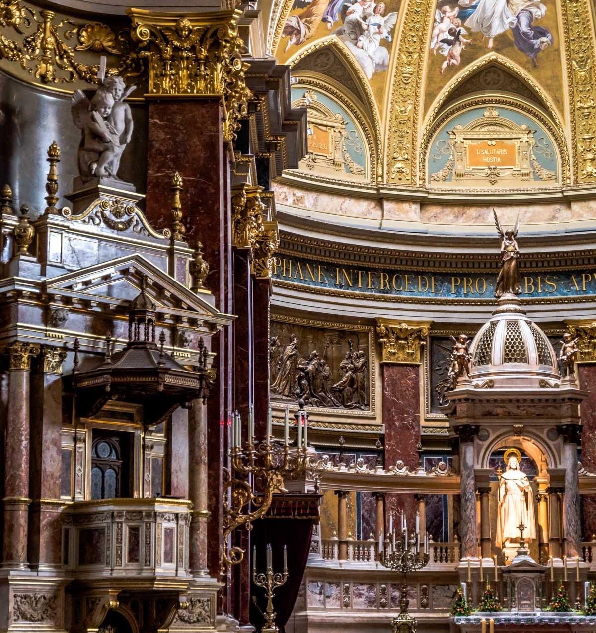 Basilique Saint Étienne Budapest