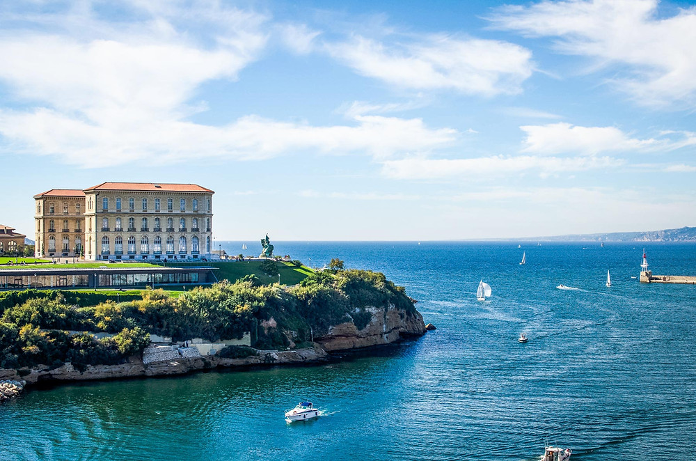 Mucem, Fort Saint Jean, Marseille
