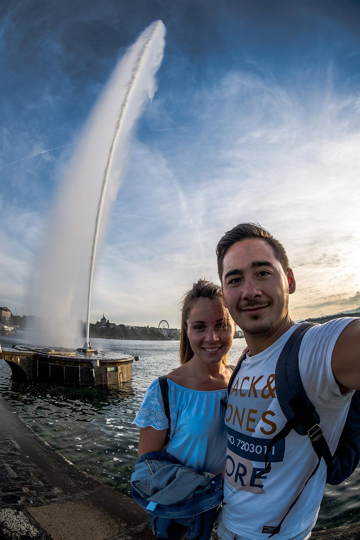 Jet d'eau Genève