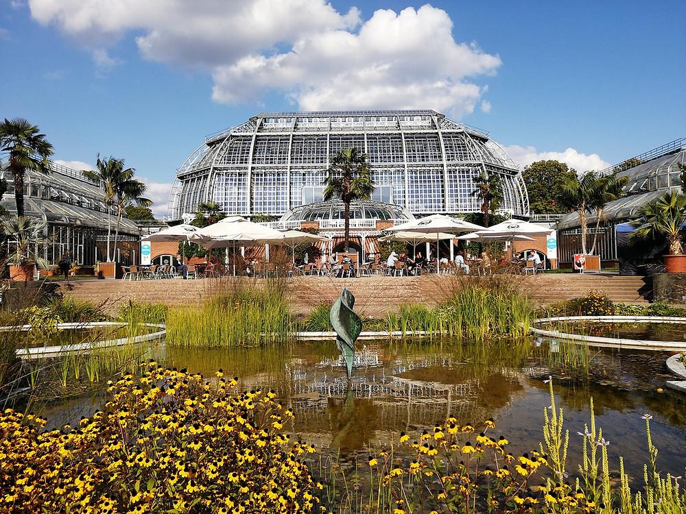 Jardin botanique Berlin