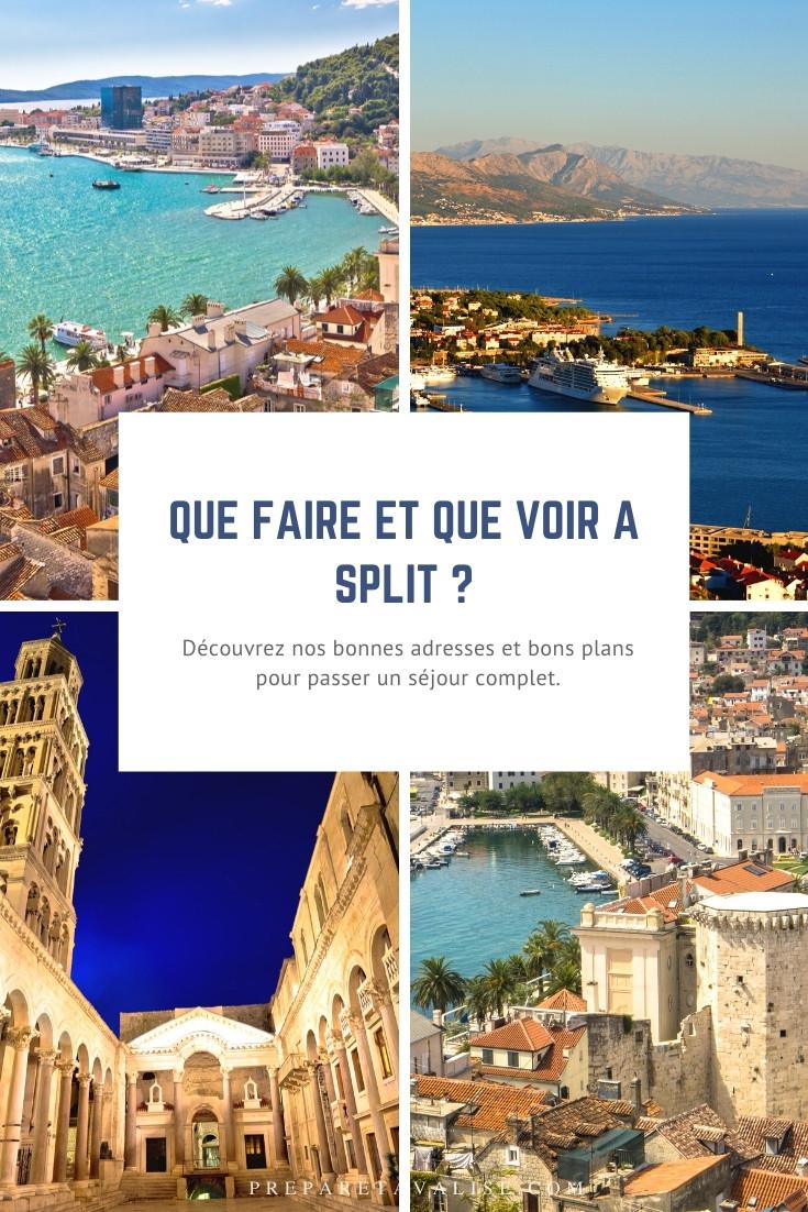 Que faire à Split