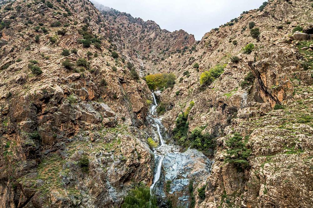 Cascade Vallée Ourika Marrakech