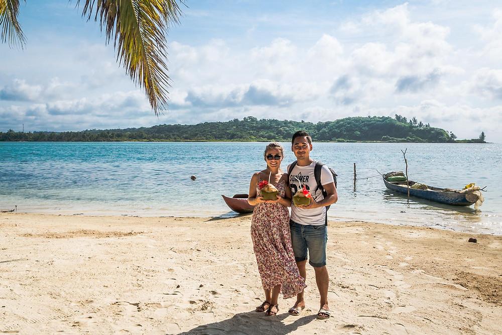 île aux nattes Sainte Marie Madagascar