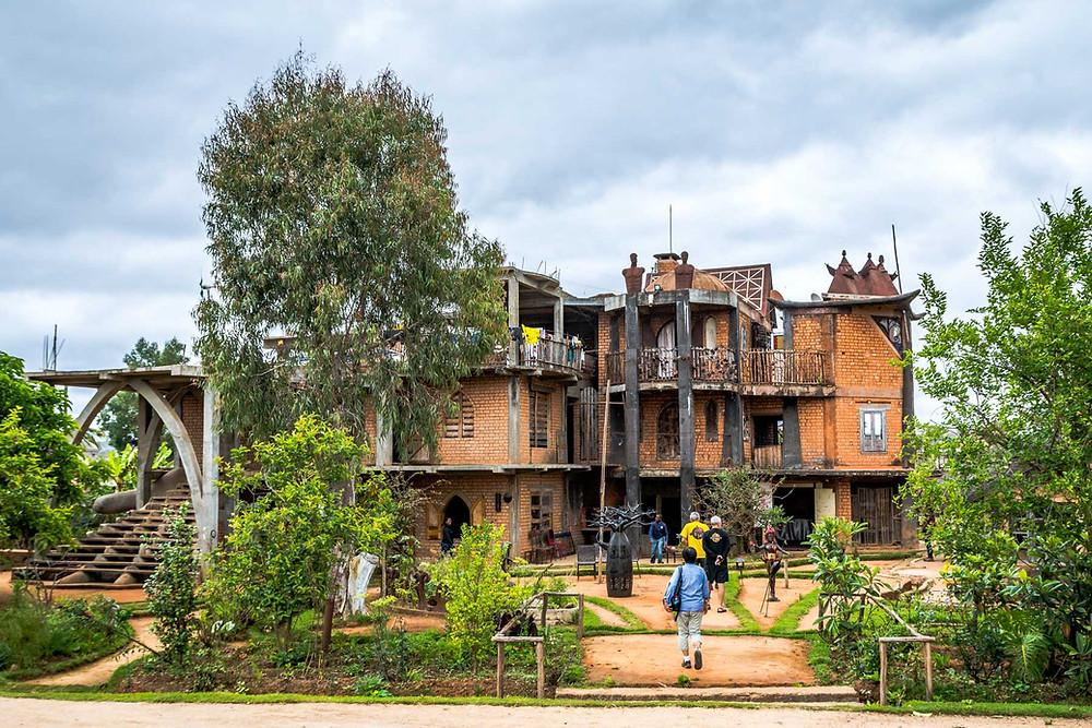 Ferblanterie de Dieudonné Madagascar