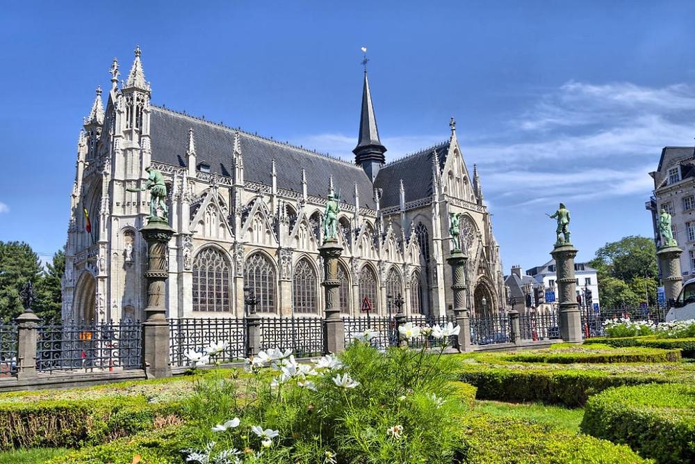Notre Dame Du Sablon Bruxelles