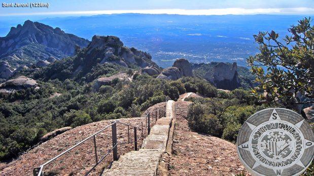 Randonnée Montserrat