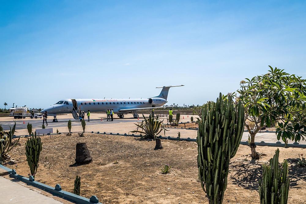 Aéroport de Tuélar Madagascar
