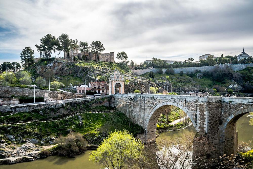 Puente de Alcantara Tolède