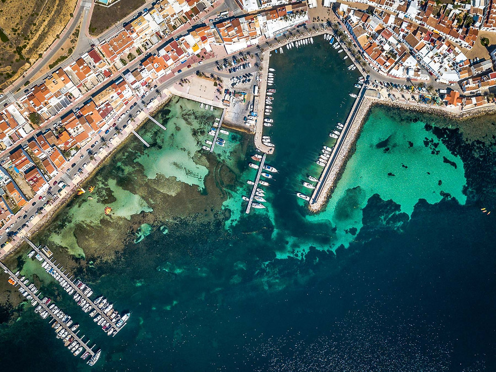 Fornells Minorque iles baléares Espagne