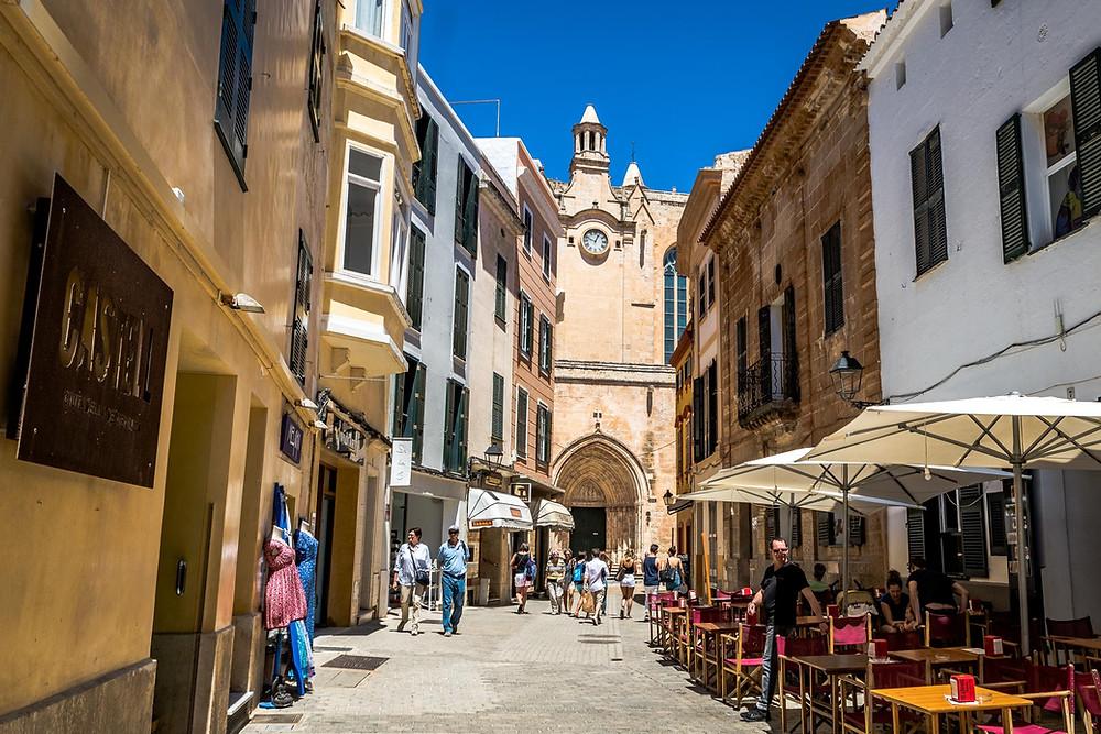 Ciutadella Minorque iles baléares Espagne